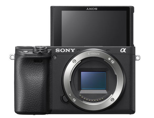 Sony-A6400-mirrorless